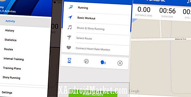 Material Design komt naar Runtastic Running and Fitness versie 5.4 update