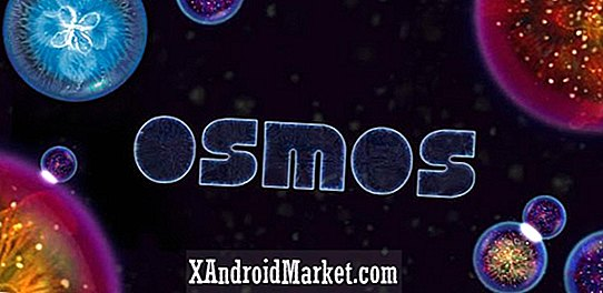 Osmos HD en vente à 1 USD sur Google Play