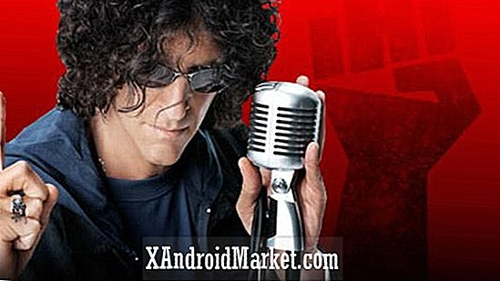 "Google TV får Sirius XM Radio og ""shock jock"" Howard Stern"