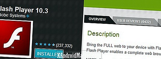 Android Flash Player Gets 10.3 Update
