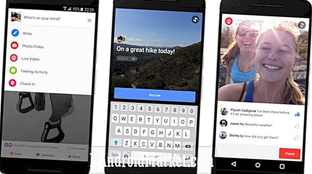 El video en vivo de Facebook está llegando a Android