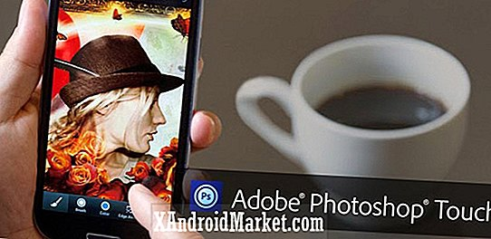 Adobe Photoshop Touch para teléfonos inteligentes ya está disponible por $ 5
