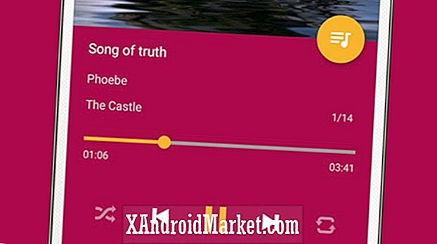 10 beste musikkspillerappene for Android