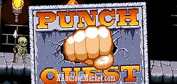 Punch Quest ahora disponible en Google Play Store, viene con el Laseraptor