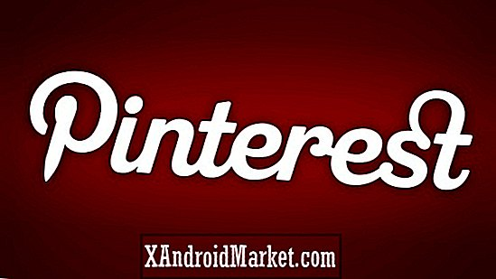 Pinterest pour Android Application Android sur Google I / O