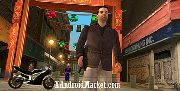 Grand Theft Auto: Liberty City Stories hits Android