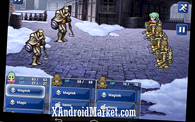 Final Fantasy VI ya está disponible en la Play Store (Actualización)