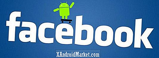 Facebook for Android App Opdateret til version 1.6
