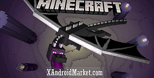 Minecraft Pocket Edition-spelare vill snart slåss The Ender Dragon