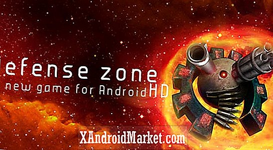 Defense Zone HD pour Android - Revue du jeu de tower defense