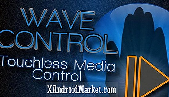 Wave Control biedt aanrakingloze controle over je Android mediaspeler