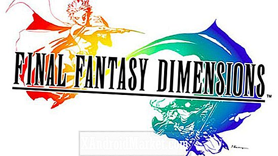 Square Enix brengt Final Fantasy Dimensions in de zomer uit