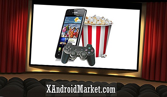 Beste filmspill apps for Android