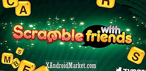 Scramble With Friends af Zynga hits Play Store