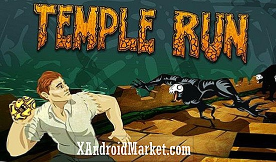 Temple Run får Android Releasedatum: 27 mars