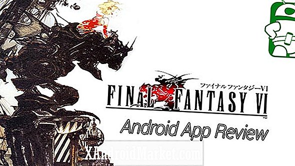 Final Fantasy 6 Android App Review