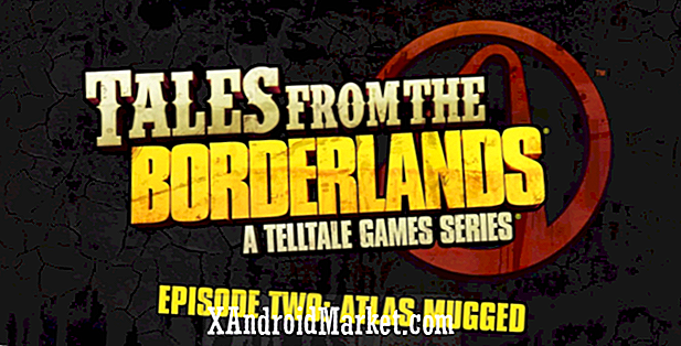 Tales from the Borderlands Episode 2: Atlas Mugged nå tilgjengelig på Android for $ 4,99