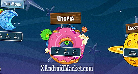 Angry Birds Space opdatering bringer 10 nye lækre utopia niveauer