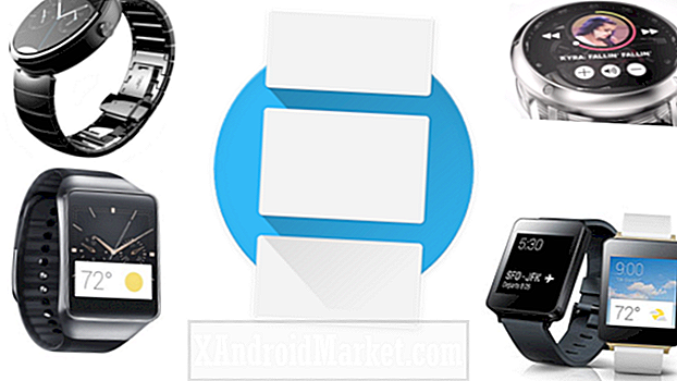 Google pusht Android Wear Android-app en ondersteunde apps-pagina