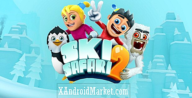 (Mise à jour: disponible maintenant) Ski Safari 2 arrive sur Android le 30 septembre