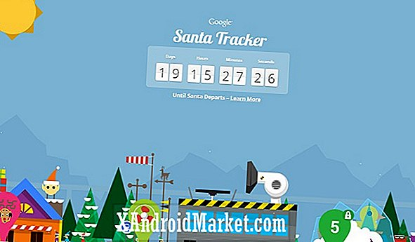 Site Web Google Santa Tracker en direct maintenant, application Android avec prise en charge de Chromecast à venir à la mi-décembre