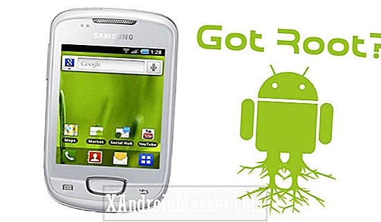 Comment rooter votre Galaxy Mini GT-S5570 sous Android 2.3.3 Gingerbread