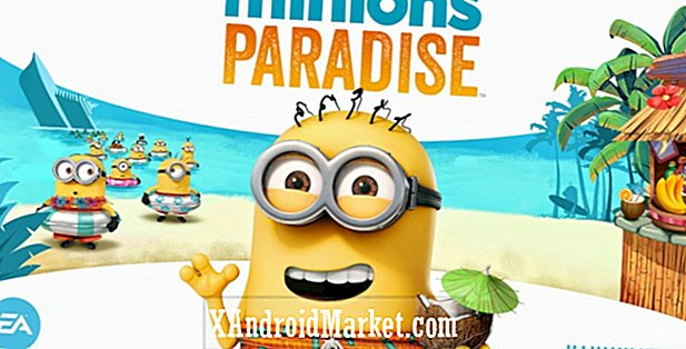 Minions Paradise enfin disponible sur le Google Play Store