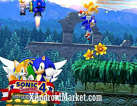 Sonic the Hedgehog 4 Episode II est disponible sur Google Play et TegraZone