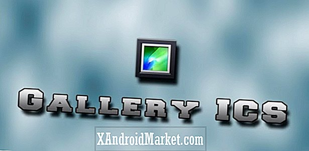 Ice Cream Sandwich (ICS) Gallery app for ikke-ICS Android-enheter