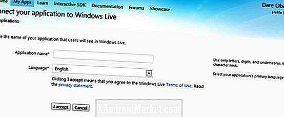 Windows Live para Android?