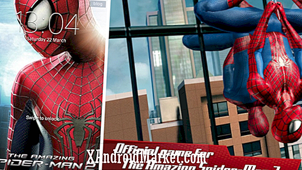 The Amazing Spider-Man 2 - officiële game-release en Xperia-themapakket
