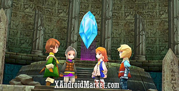 Square Enix et Dragon Quest VIII, Secret of Mana et certains titres de Final Fantasy dans le Play Store