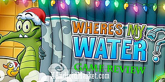 "Weekly Game Review - ""Waar is mijn water?"""