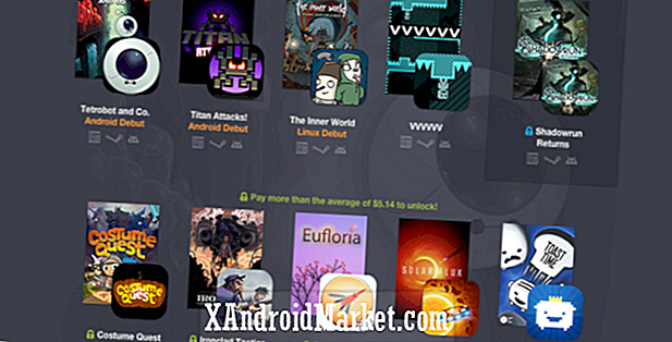 Toast Time, Solar Flux en Eufloria HD zijn nu opgenomen in de Humble PC en Android Bundle 12