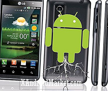 Comment rooter le LG Optimus 3D P920