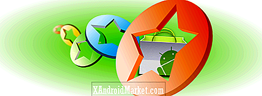 Android Market visar nu Apps Ratings Ratings