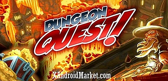 Dungeon Quest nu ude i Play Store som beta release