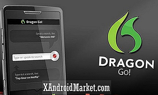 Dragon Go!  Maintenant disponible sur Android Market