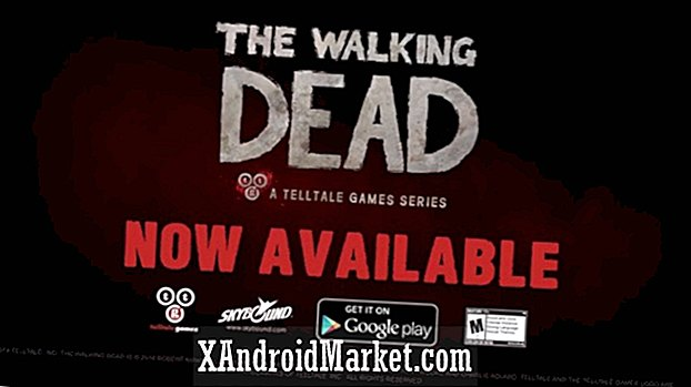 "Populärt spel ""The Walking Dead"" kommer till slut till Google Play"