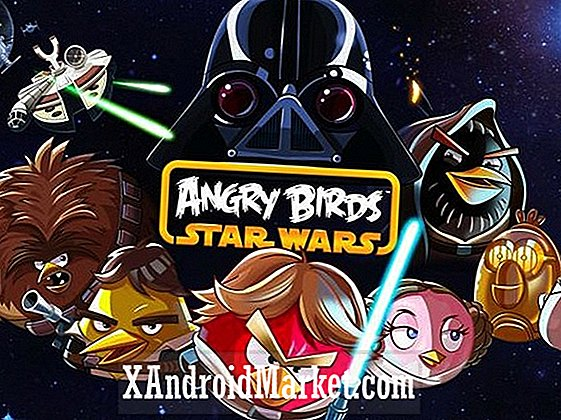 Angry Birds Star Wars gameplay opptak fremvist av Rovio