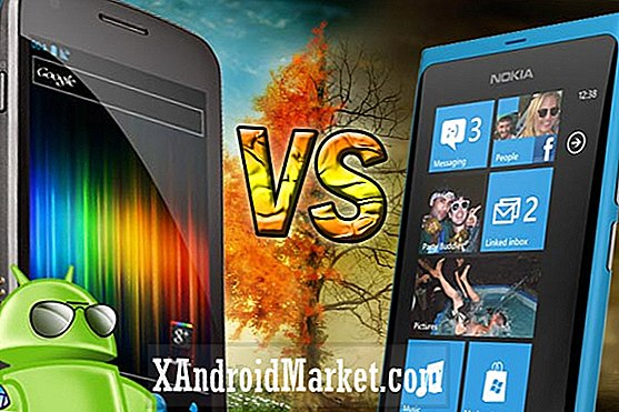 Google Play Vs.  Windows Phone Marketplace