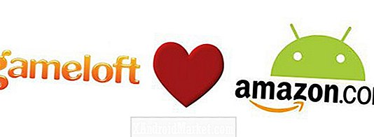 Gameloft gaat met Amazon