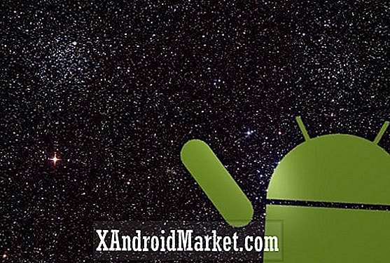 Beste Android apps for astronomi entusiaster og stargazers