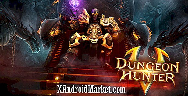 Dungeon Hunter 5 kommer till Google Play Butik