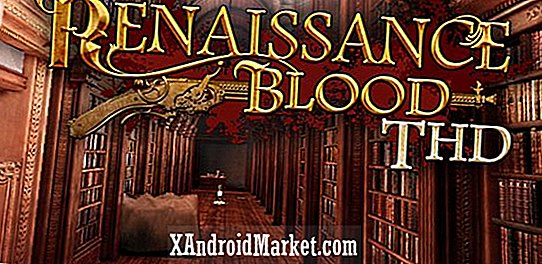 Renaissance Blood THD en Google Play, exclusivo de FPS para dispositivos Tegra 3