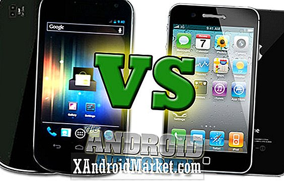 Galaxy Nexus (Nexus Prime) vs. iPhone 4S: Impending Superphone Armageddon [Actualizado]