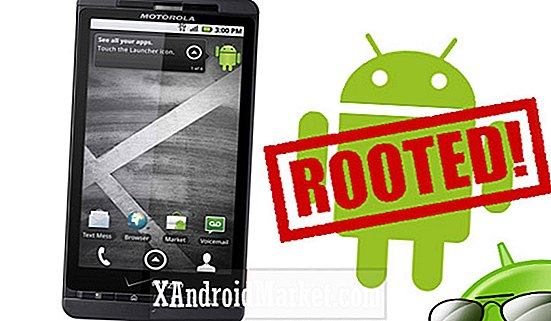 Hoe u uw Android Droid X Android 2.3 Gingerbread Root