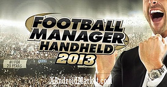 Football Manager Handheld 2013 maintenant disponible sur Google Play au prix de 9,99 $