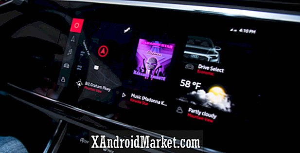 Beste Android Auto Head Units (februari 2018)