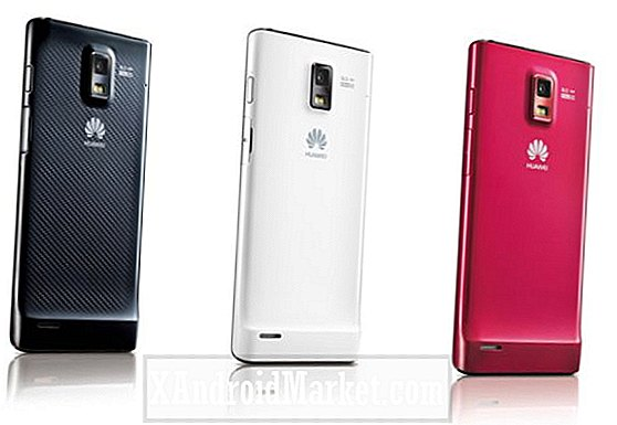 Huawei lance Ascend P1 sur WIND Mobile